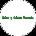 Dulces y Salados Venezuela background