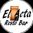 El Acta background