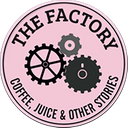 The Factory Juice Bar background