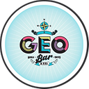 Geo Bar background