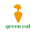 Green Eat background