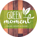 Green Moment background