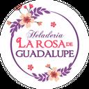 Heladería La Rosa de Guadalupe background