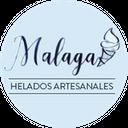 Málaga Helados background