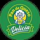 Pan de Queso Delicia background