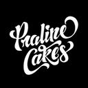 Praliné Cakes background
