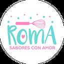 Roma Sabores con Amor background