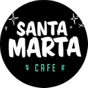 Santa Marta Café background