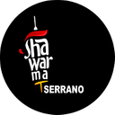 Shawarma Serrano background