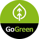Go Green Delivery background