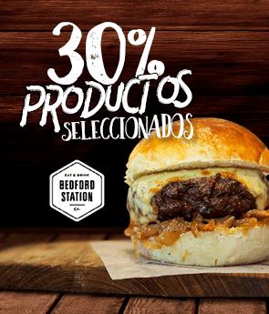 Restaurant - Bedford - 30% Off en seleccionados
