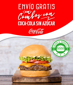 Restaurant - Dean & Dennys - Coca Cola