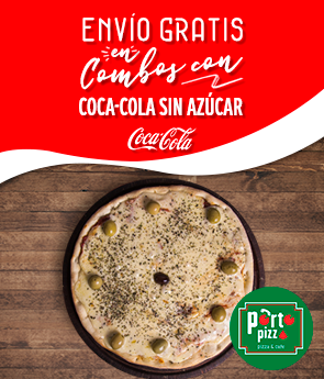 Porto Pizza - Coca-Cola