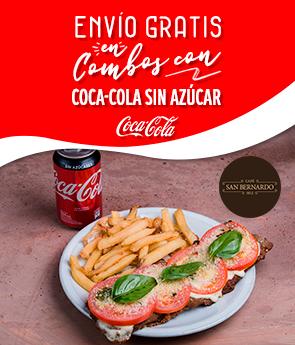 Café San Bernardo - Coca-Cola