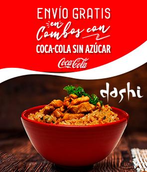 Dashi - Coca-Cola