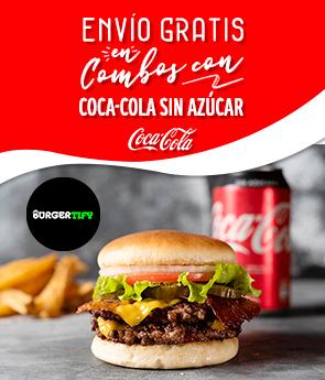 Burgertify - Coca-Cola