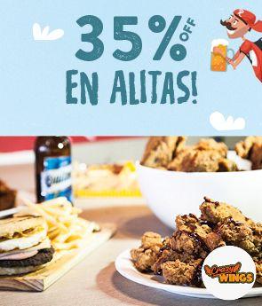 Restaurante - Crazy Wings - San Solterín