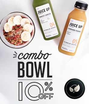 Juice Up - 10% Off