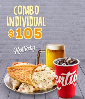 Restaurant - Kentucky - Combo Individual $105