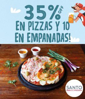 Santo Bar de Pizzas - San Solterín