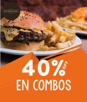 Cafe San Bernardo 40% off