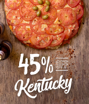 Kentucky - 45% off