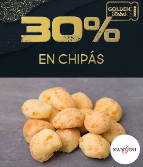 30% OFF chipá