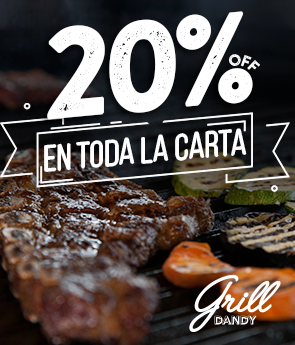 Dandy Grill 20 off